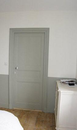 Porte de chambre sur-mesure - Menuiserie Agencement Général 44 à Nantes (44)